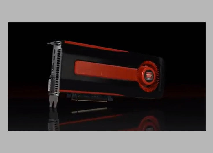 AMD Radeon Launch Videos
