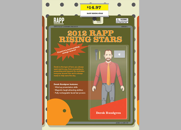 RAPP Awards Posters