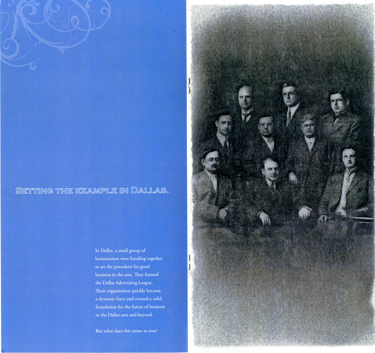 Dallas Ad League Foundation Brochure3