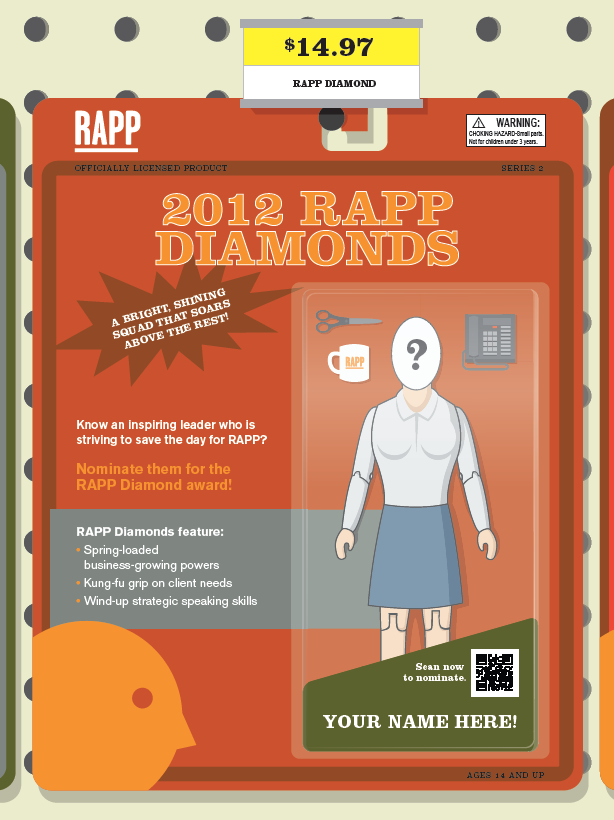 RAPP Diamond Award Poster (Click to enlarge)